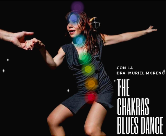 THE CHAKRAS BLUES DANCE I at BARCELONA.>